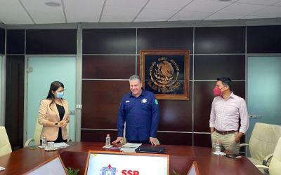 Trabajo y SSP firman convenio para evaluación de personal de Conciliación Laboral