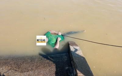 Hallan cuerpo en el Río Tuxpan