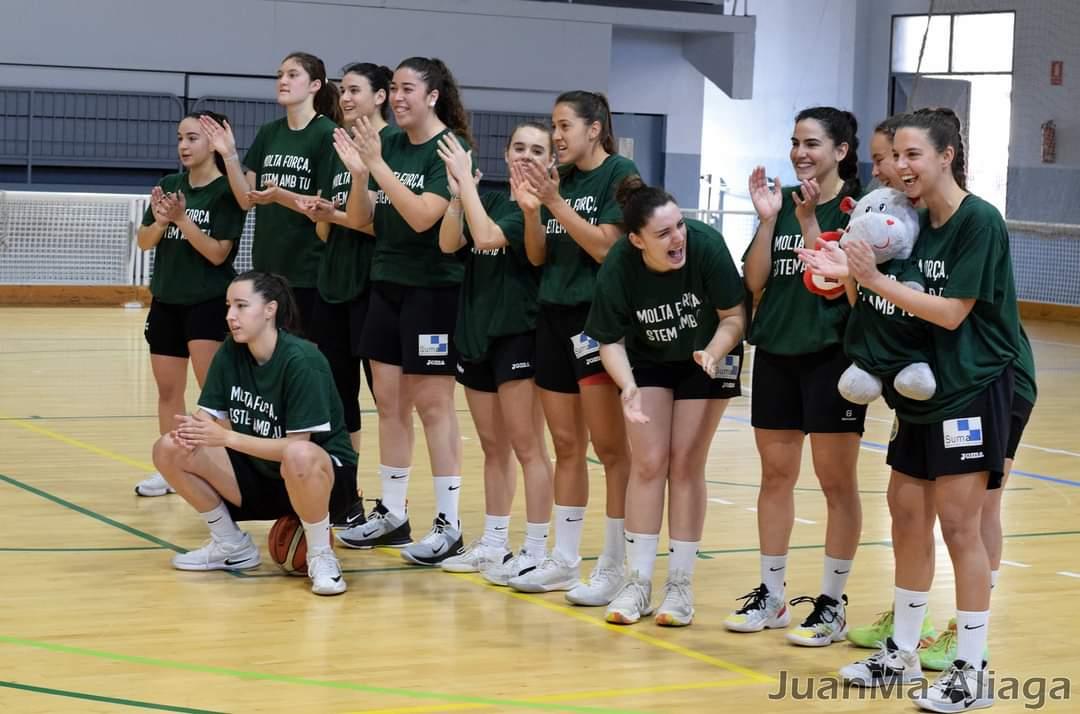 Lee más sobre el artículo La temporada del Senior Femenino A. 1ª Nacional