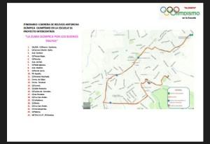 recorrido-carrera-antorcha-olimpica-la-zubia
