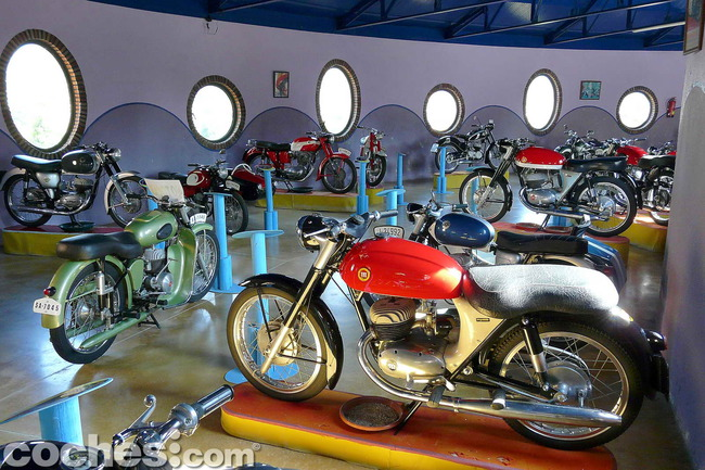 Motos Clasicas - Museo de la Moto y el Coche Clásico - Hervás - Cáceres