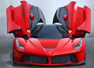 Ferrari LaFerrari 02 650x365 Ferrari LaFerrari: nombre redundante para la nueva joya de Maranello