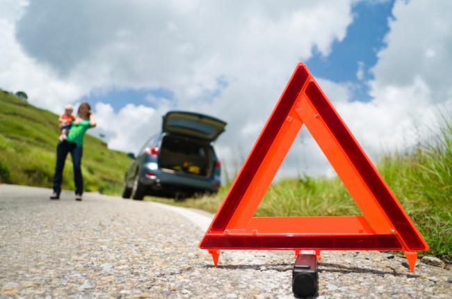seguros de coche averia 650x430 Qué hacer si sufres un reventón de un neumático (o un pinchazo)