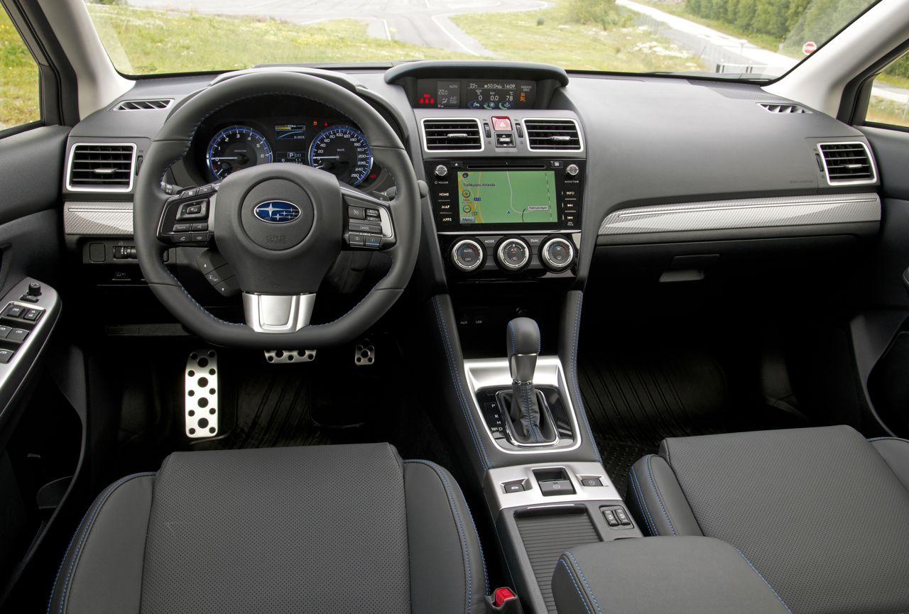 Subaru Levorg Aire Fresco Para Los Compactos Familiares
