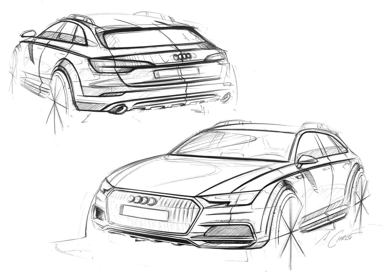 El Audi A4 Allroad Quattro Recibe Dos Nuevos Motores