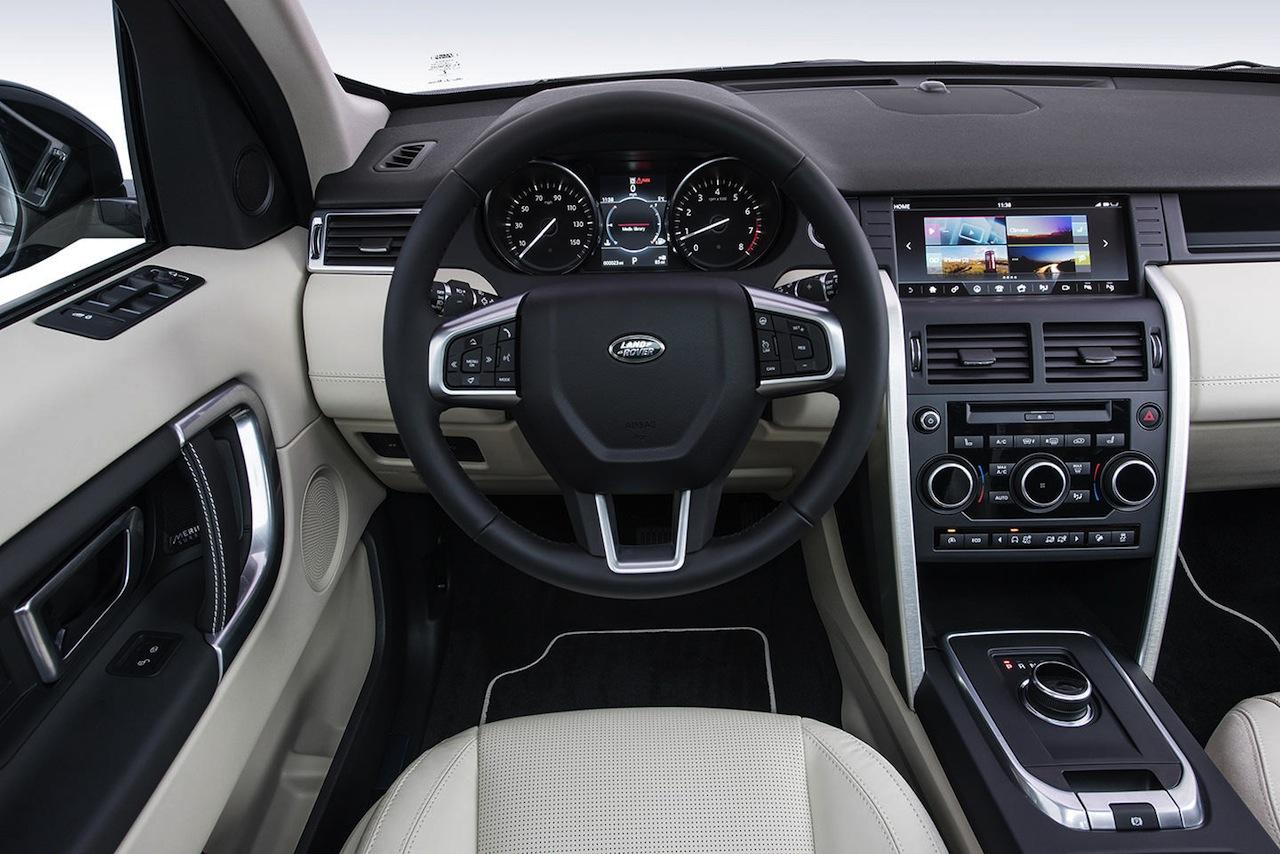 El Land Rover Discovery Sport 2017 Gana Equipamiento