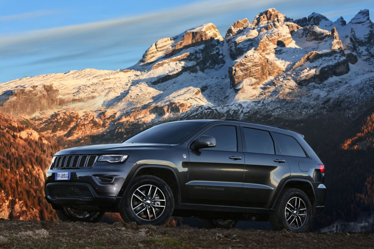 Jeep Grand Cherokee 2017 Precios Motores Equipamientos