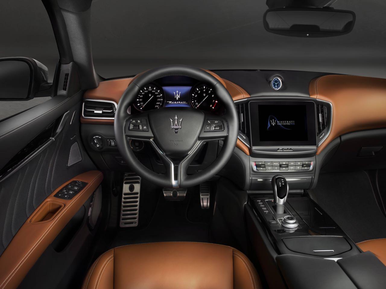 Maserati Ghibli 2018 Llegan Mejoras Para El Ms Vendido