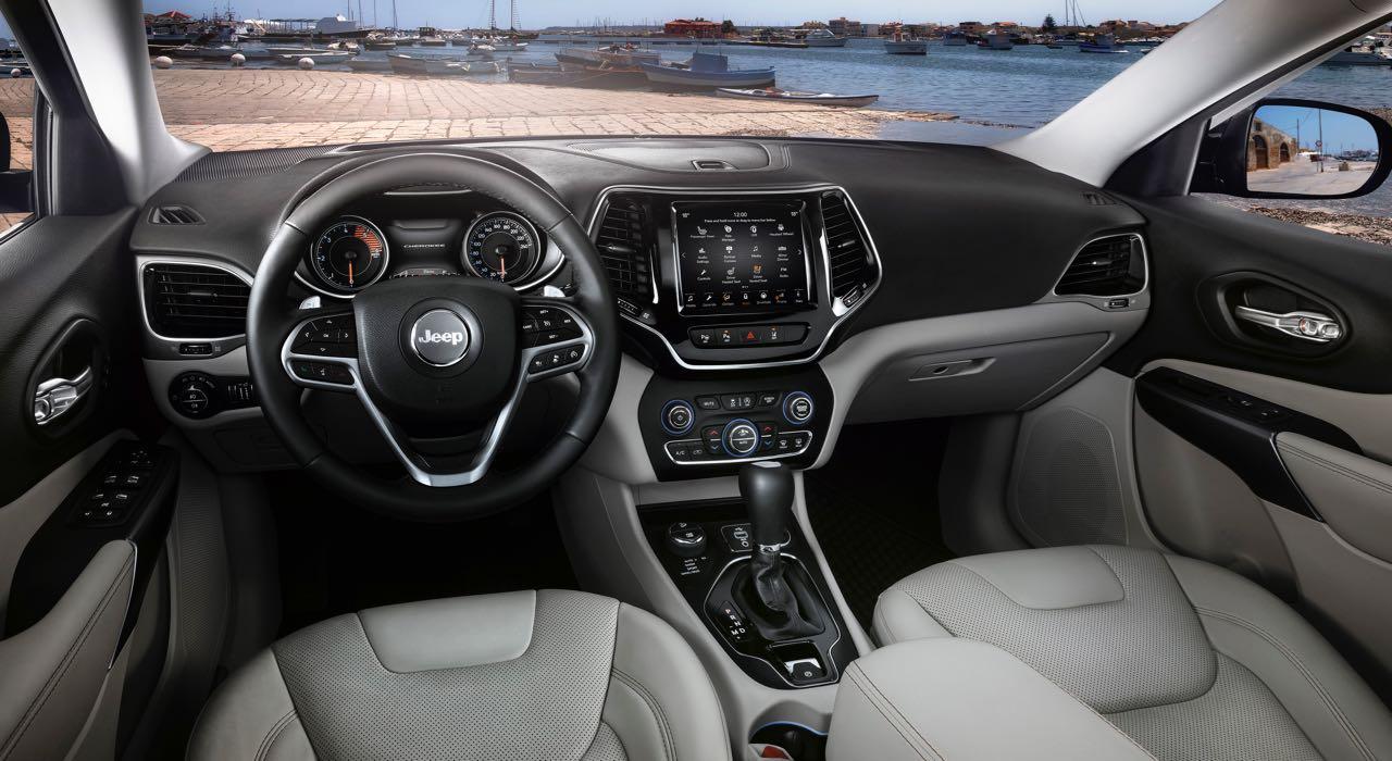 Jeep Cherokee 2019 Precios Motores Equipamientos