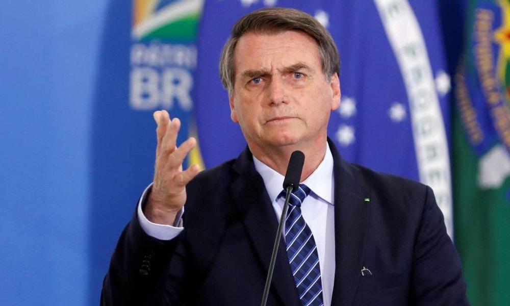 Reprovação de Bolsonaro sobe para 38%, aponta Datafolha