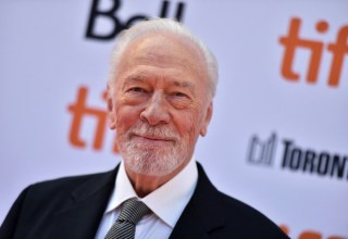 Ator Christopher Plummer