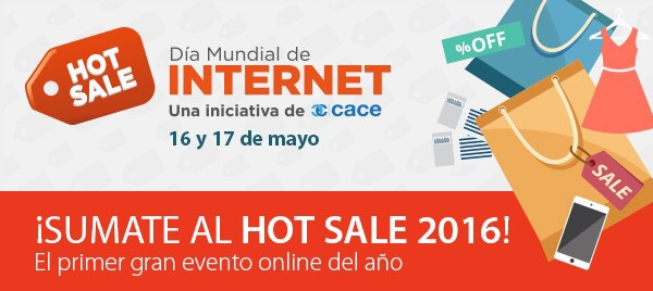 Hot Sale Diseño Web en Argentina