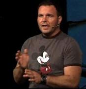 """Em pregação, Pastor Mark Driscoll decreta: """"Você está em perigo.  Sem Jesus, você vai para o inferno"""""""