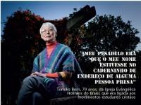 Documentos inéditos revelam o como agiam e eram tratados os  evangélicos durante a ditadura militar do Brasil