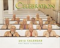 Grupo de idosos cristãos faz ensaio fotográfico sem roupas para um calendário