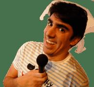 Humorista Marcelo Adnet, da MTV, faz sucesso ridicularizando pastores. Assista