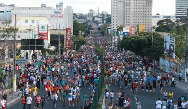 marcha para jesus - Manaus 2013-2