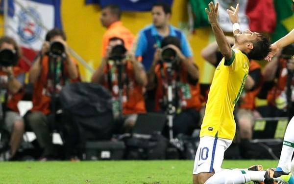 neymar comemoracao