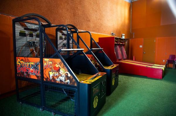 Playground para crianças