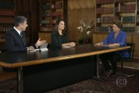 "Pastor Silas Malafaia critica postura de Dilma na entrevista ao Jornal Nacional: ""Como pode ser reeleita sem condenar os ladrões do PT?""; Assista"