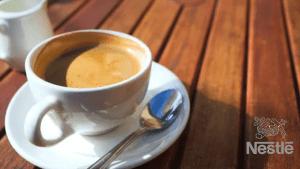 Nestlé monitorea camino del café de América Latina hasta Suecia
