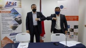GS1 Panamá y APAC; cooperación y entendimiento.