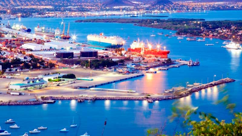 Corredor ferroviario y marítimo T-MEC contempla una inversión de 1,600 millones de dólares
