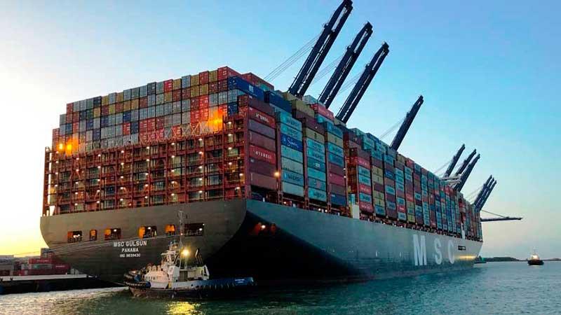 Así se ven las tendencias de movimiento de contenedores para el 2021