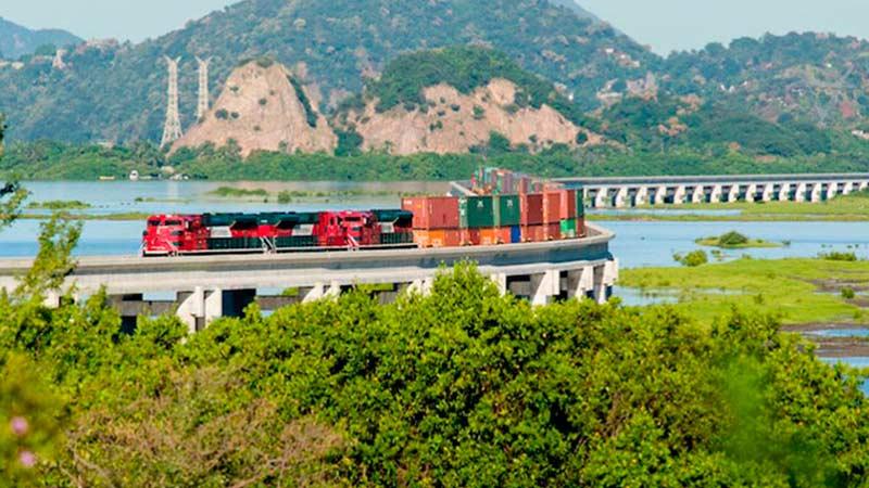 Puerto de Manzanillo, México: Ferromex busca captar a fines de 2021 el 45% de la movilización de contenedores