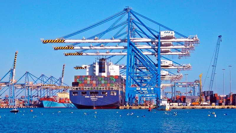 Flete marítimo a México está presionado por la congestión y escasez de contenedores