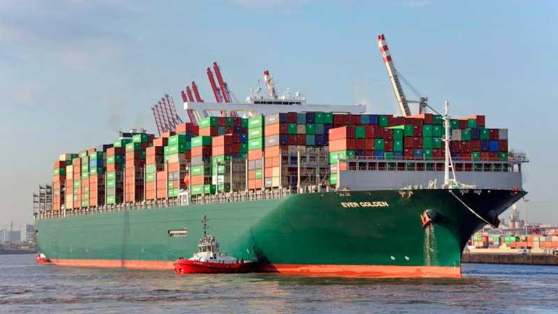 Los 10 barcos de carga mas grandes del mundo