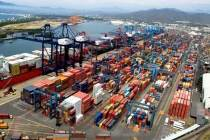 El Puerto de Manzanillo superó el millón de TEU's en 1er cuatrimestre del 2021