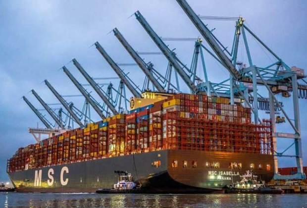 La nueva tarifa para contenedores en puertos de México entrará en vigor este 12 de mayo