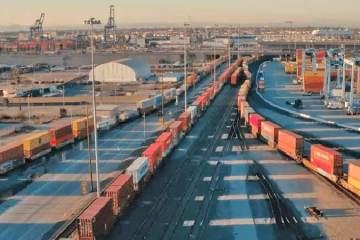 Índice de contenedores de Drewry se desacelera en abril