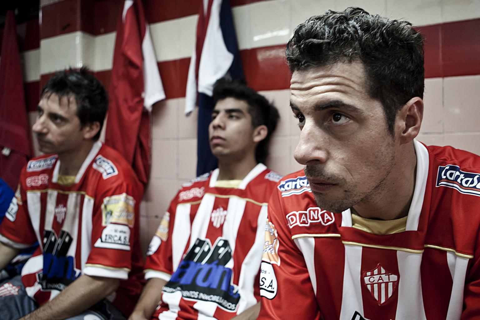 Un gol de media cancha: Fútbol, pasión y películas