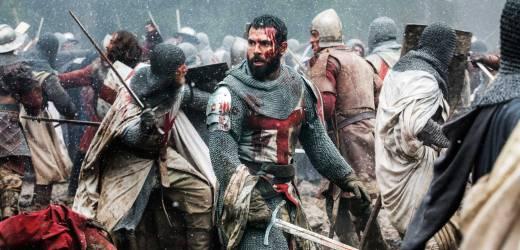 'Knightfall': Nueva serie al estilo 'Vikings' por History Channel