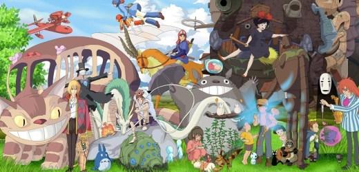 Lo nuevo del Studio Ghibli