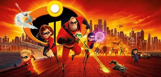 'Los Increíbles 2': volvió la familia más súper