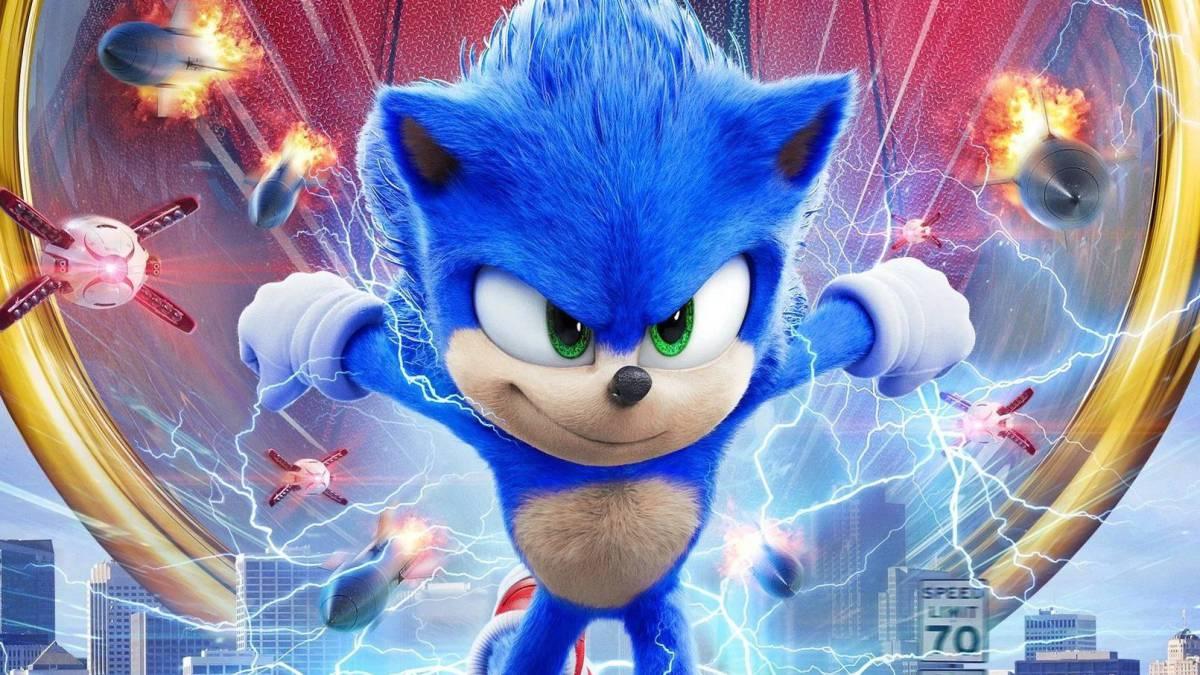 Cartelera: llega «Sonic» a la pantalla grande