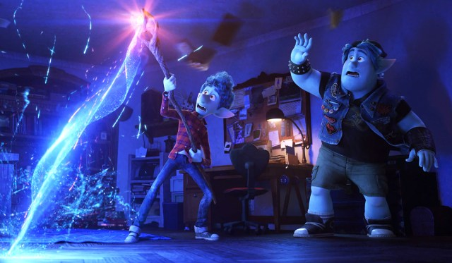 ¡Magia! ('Unidos', de Pixar)