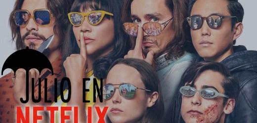 Netflix: lo más importante que llegará en julio 2020