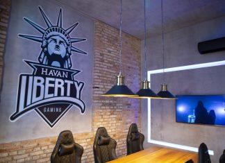 Gaming office Havan Liberty