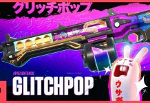 glitchpop skin