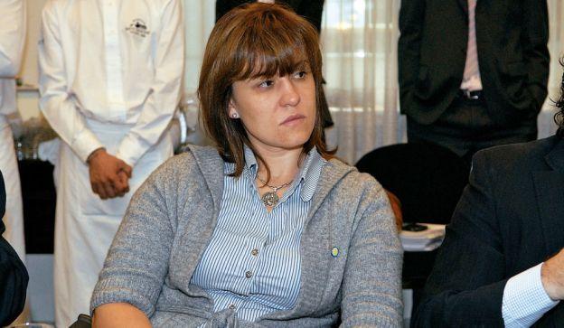 La misionera Katya Daura llegó a la Casa de la Moneda, a principios del 2011, de la mano de Boudou.
