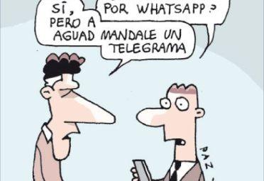 Comunicaciones, por Rudy y Daniel Paz