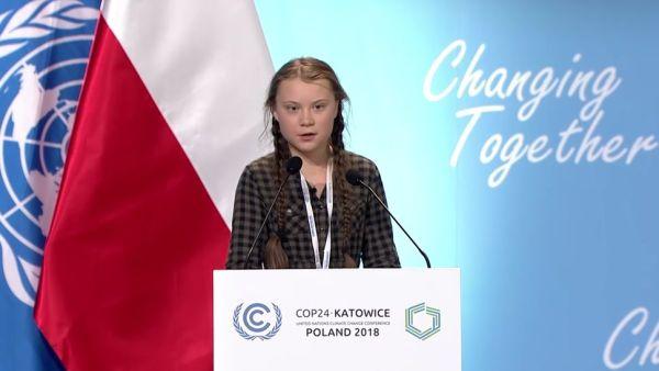 Quién es la joven ambientalista sueca que es furor en redes