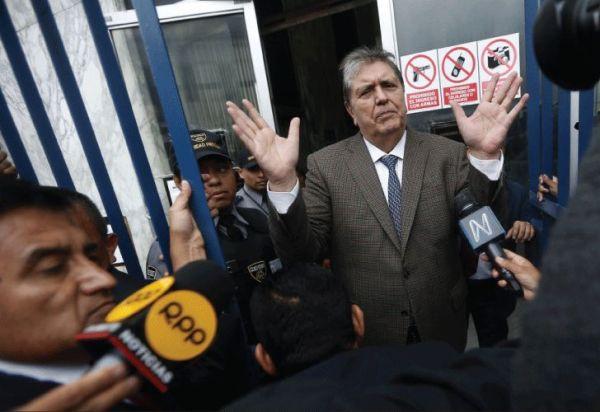Odebrecht Perú: Presidentes sin salida
