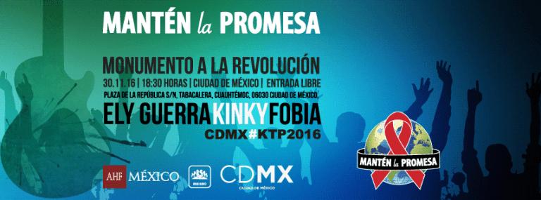 """""""Manten la promesa"""" eventos de concientización en pro de la lucha contra el SIDA 1"""