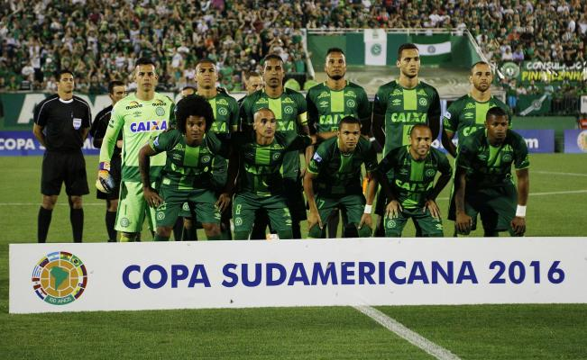 CONMEBOL otorga el título de Campeón de la Sudamericana 2016 a Chapecoense 1
