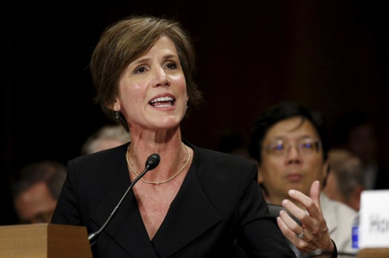Sally Yates